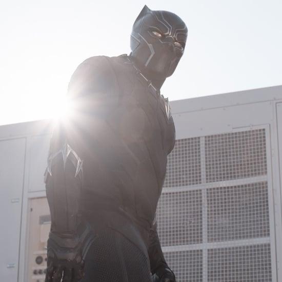 Chadwick Boseman Interview For Captain America: Civil War