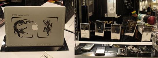 Custom Laser Engraving for Macs