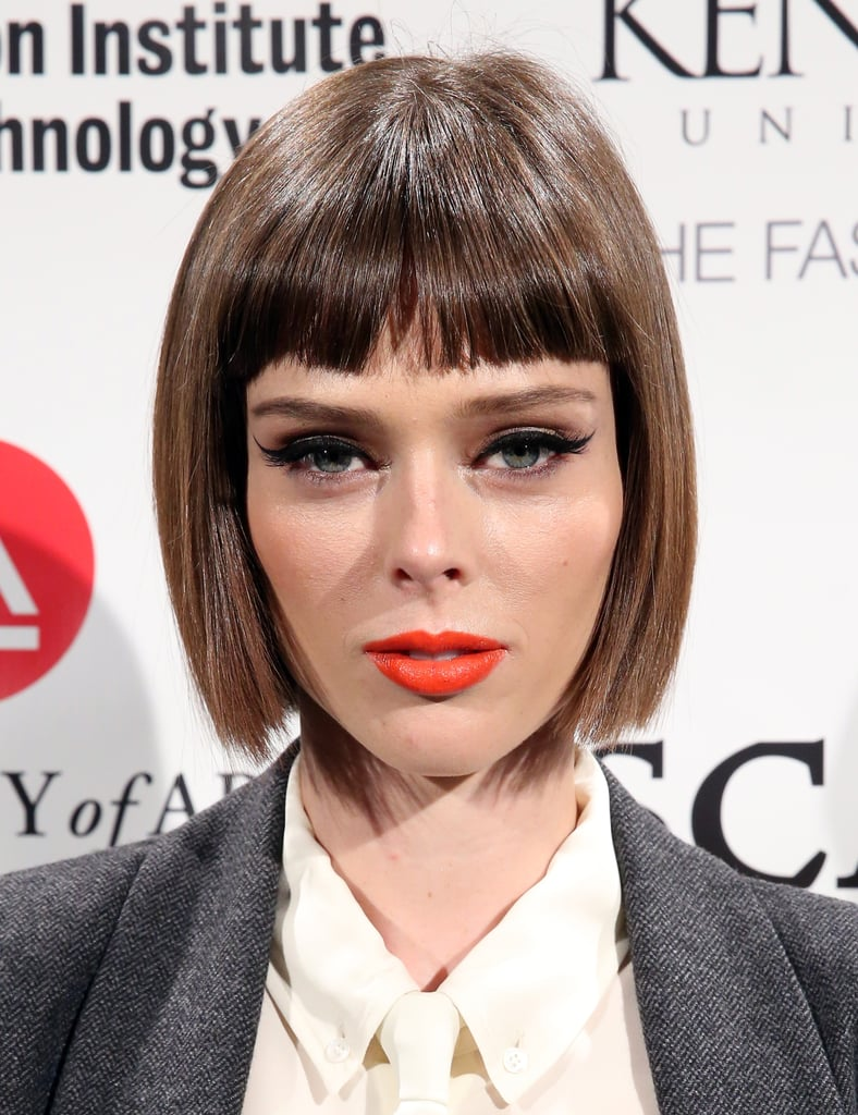 Coco Rocha at Supima