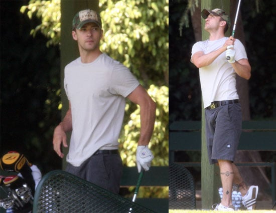 Justin Keeps Hitting Balls and Talking About 'Em Too