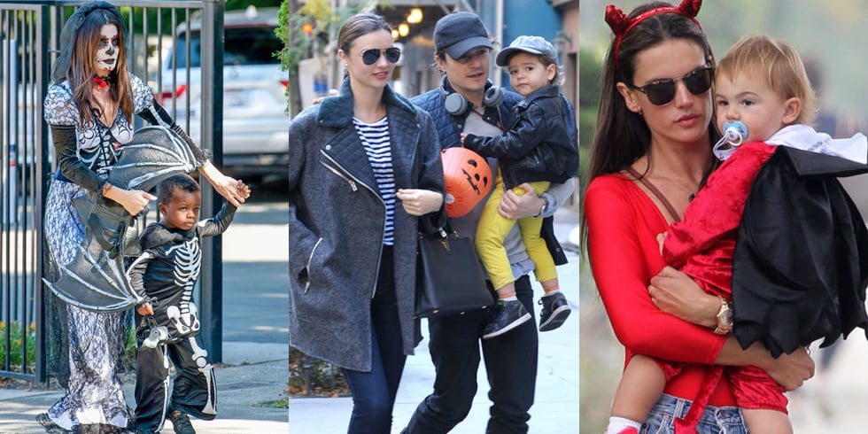 October's Most Adorable Celebrity Baby Pictures