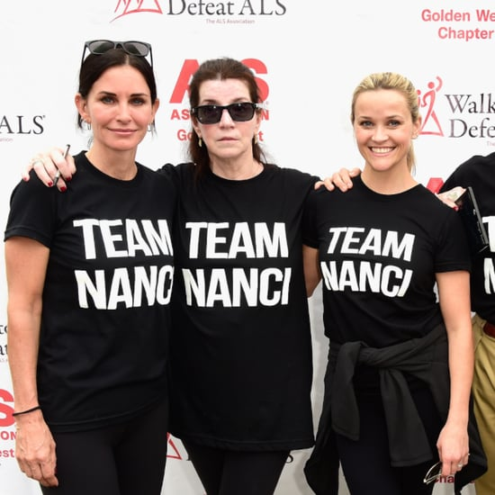 Celebrities at ALS Charity Walk October 2015
