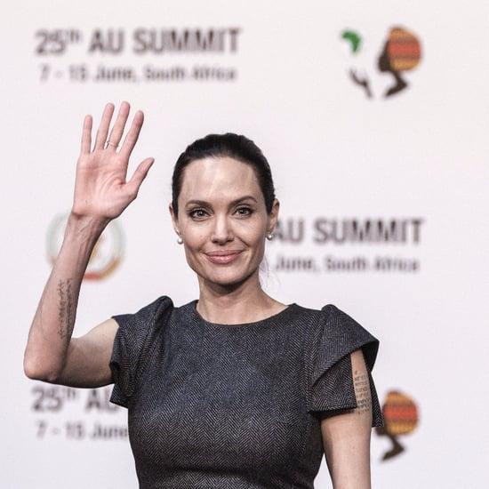 Angelina Jolie Shiloh Turkey Trip