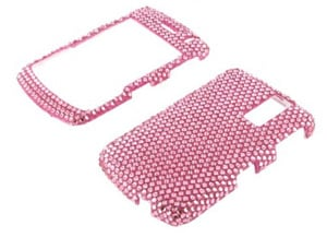 Pink Rhinestone-Encrusted BlackBerry Cases Still Exist