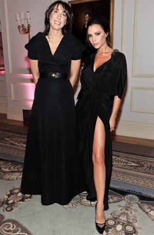 Winners of the 2010 British Fashion Awards