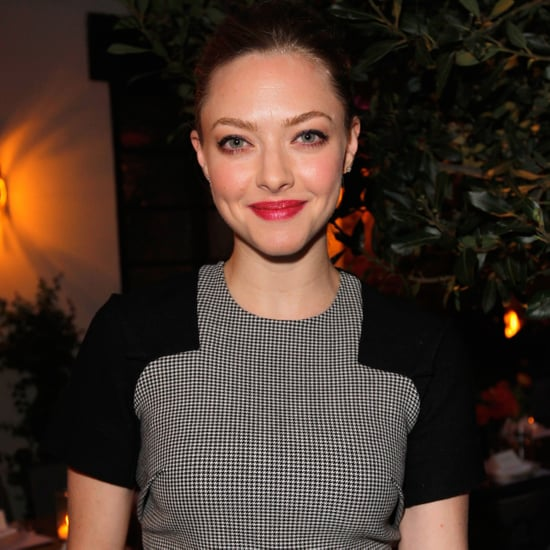 Allure Magazine Look Better Naked Party: Amanda Seyfriend