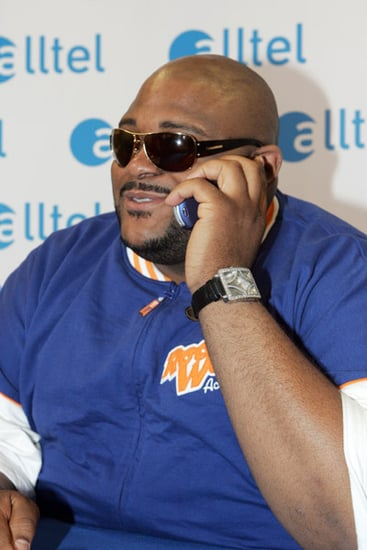 Ruben Studdard Discusses His Tech-Obsessed Life