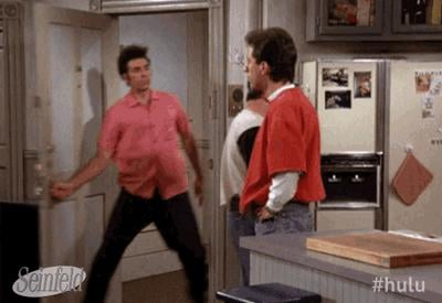 Ah, 5A. Jerry's apartment had that number, except for a couple of episodes.