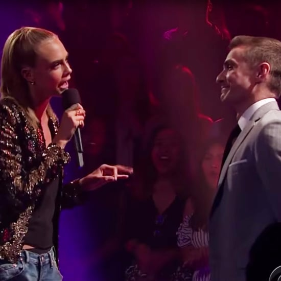 Cara Delevingne and Dave Franco Rap Battle Video