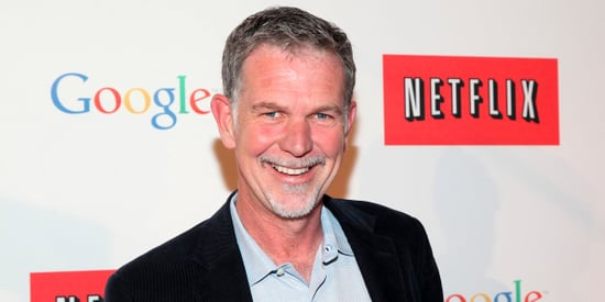 What Netflix CEO Reed Hastings and 24 other business visionaries were doing in their 20s