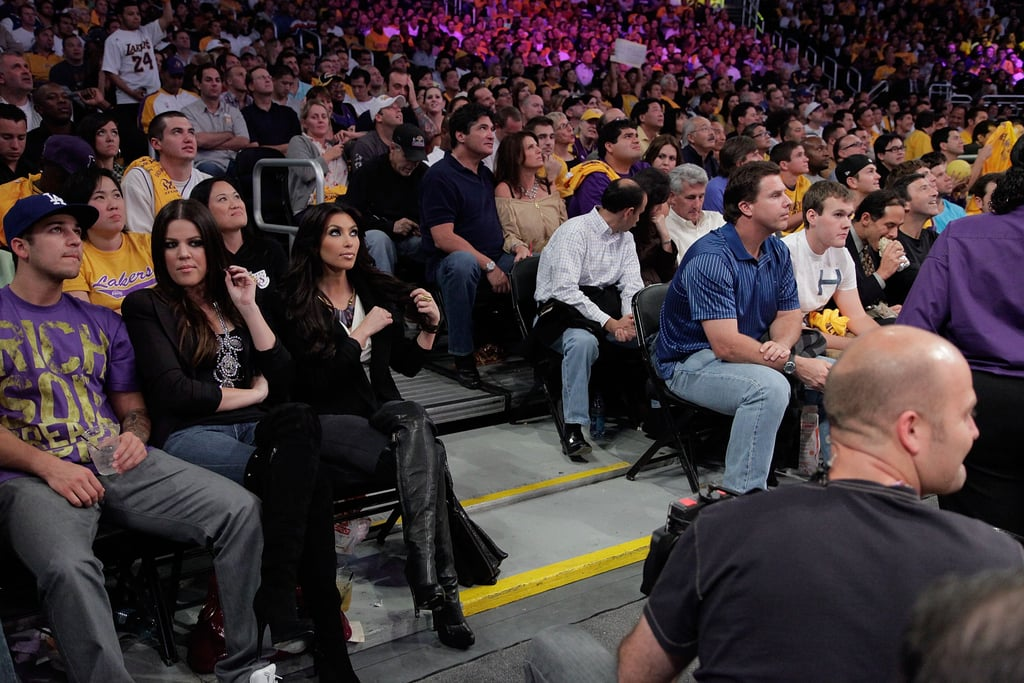 Photos from the Lakers Game