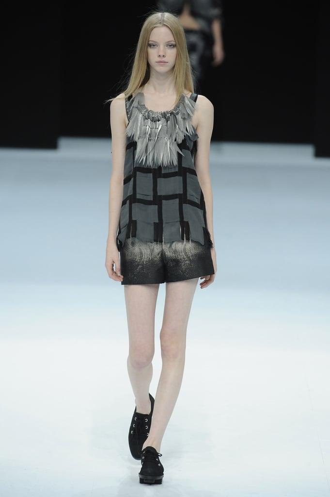 Paris Fashion Week: Issey Miyake Spring 2010