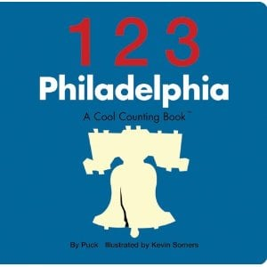 1-2-3 Philadelphia: A Cool Counting Book