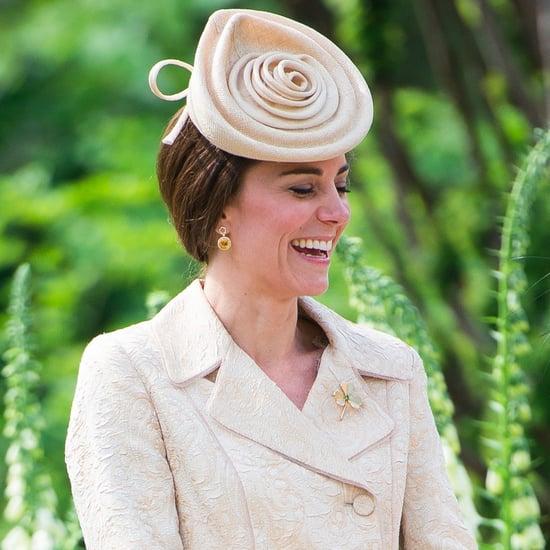Duchess Cambridge at Northern Ireland Garden Party June 2016