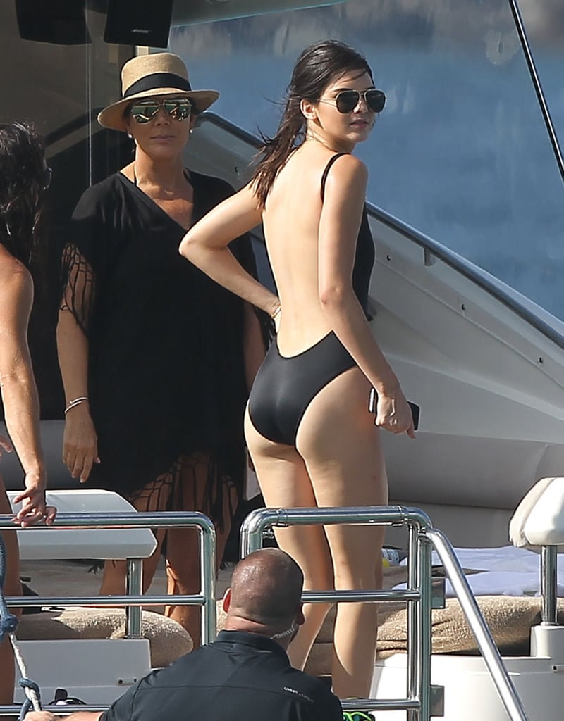 Kendall Jenner's Hottest Bikini Pictures