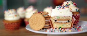 This Dessert Doesn't Make You Choose Between Cake and Cookies