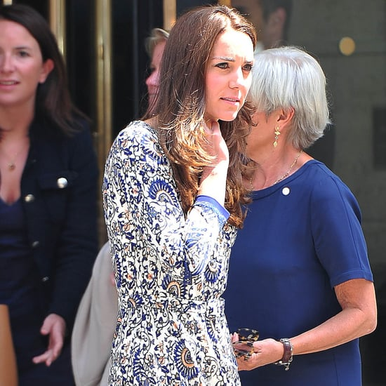 Kate Middleton Out in London | June 2014