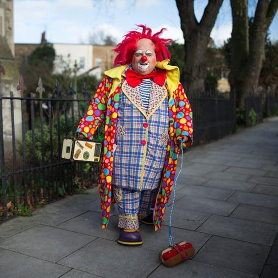 Clowns Approaching Kids in South Carolina