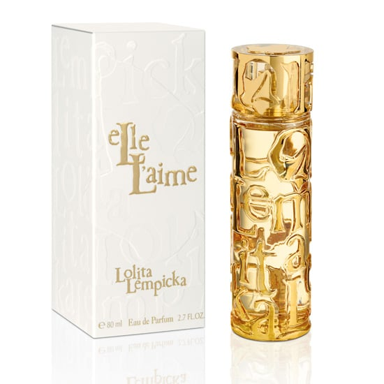 Lolita Lempicka Elle L'aime ($100) is a sensual new fragrance that blends citrus notes with a delectable blend of vanilla, ylang ylang, and sandalwood.