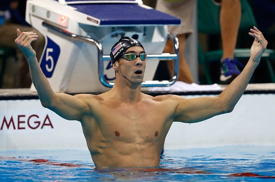 Michael Phelps Just Clapped The Hell Back At Chad Le Clos And Won Gold AGAIN