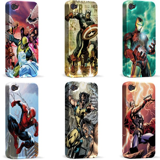 Spider-Man Marvel iPhone and BlackBerry Cases