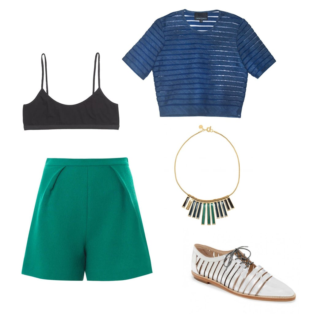 Tailored Shorts Thursday