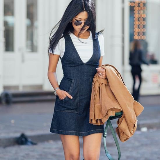 Chic Ways to Wear a Denim Dress