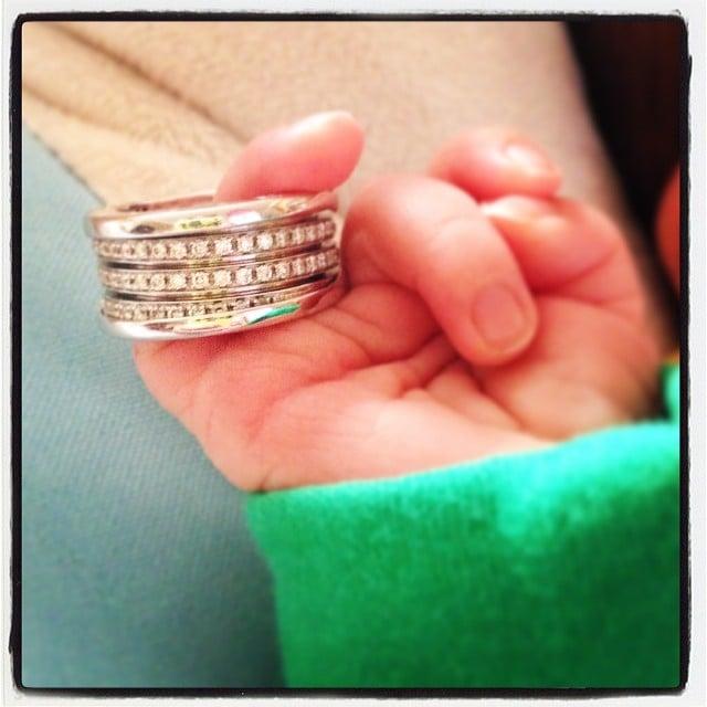 Diamond Rings Never Fail to Impess