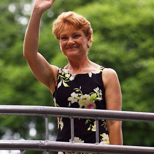 Meet the Cast of Celebrity Apprentice Australia 2011 Including Pauline Hanson, Jesinta Campbell, Polly Porter