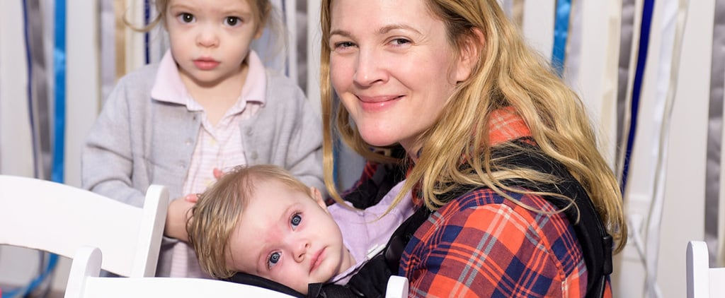 10 Sweet Photos of Drew Barrymore and Her Adorable Daughters