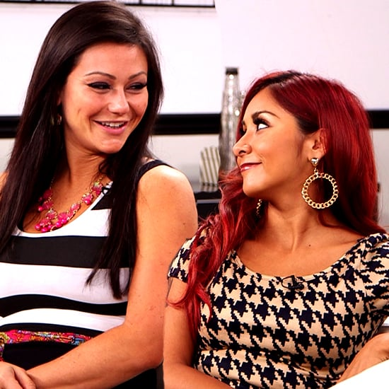 Snooki and JWoww interview