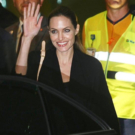 Angelina Jolie Visiting Turkey With UN