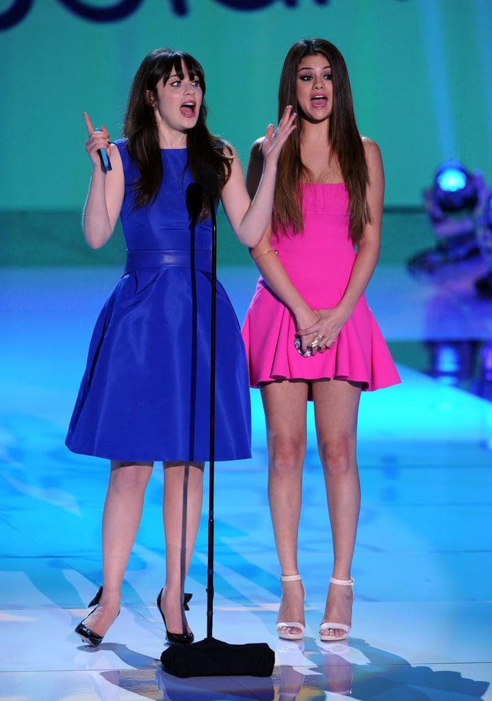 Robert, Kristen, and Selena's Birthday: Teen Choice Awards Highlights!