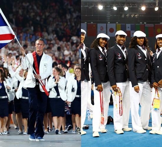 2008 Style Olympics: Great Britain vs USA