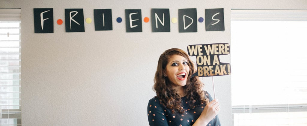 POPSUGAR Shout Out: This Friends-Themed Bridal Party Looks as Epic as It Sounds