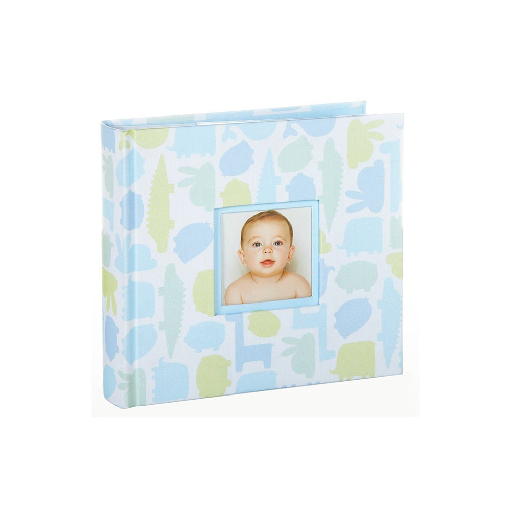 For a Baby Boy: Pearhead Signature Collection Photo Album
