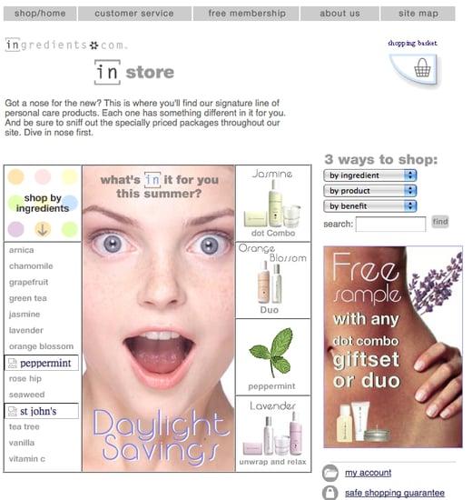 Ingredients.com Start-up