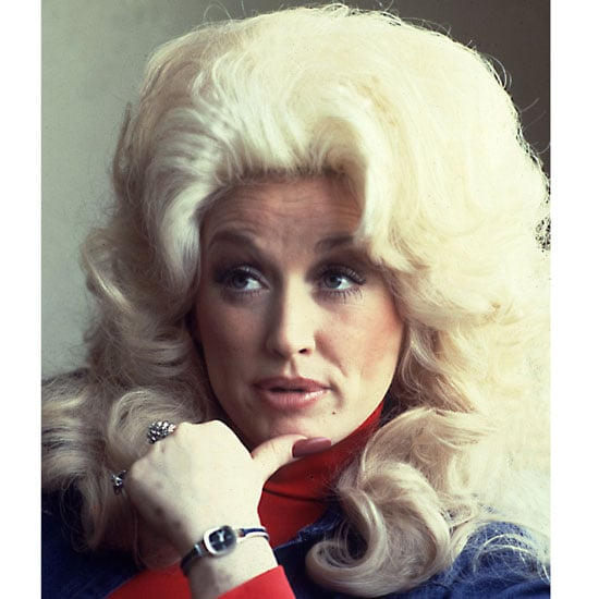 "As Dolly, herself, has said, ""I'm not offended by dumb blonde jokes because I know that I'm not dumb . . . I also know that I'm not blonde."""