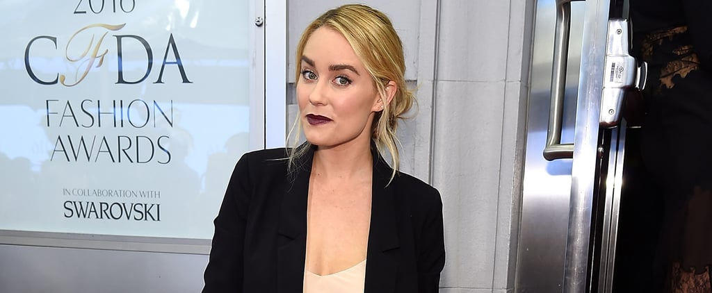 Lauren Conrad Just Walked Into the CFDA Awards in a Killer Dress