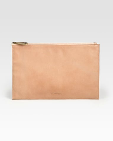 Jil Sander Envelope iPad Clutch ($510)