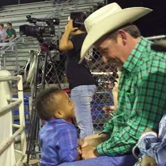 Mom Writes Letter to Man at the Rodeo Who Changed Son's Life