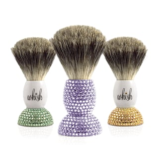 A Super-Luxe  Shaving Brush
