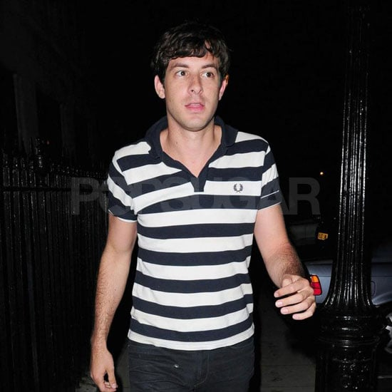 Photo of Mark Ronson in London
