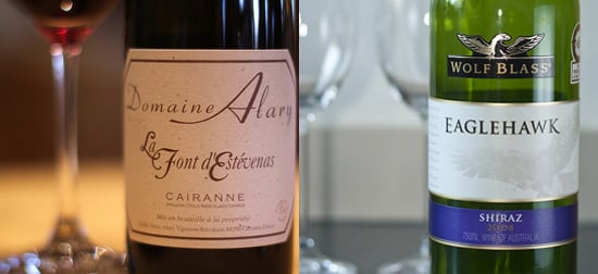 Old World Wines vs. New World Wines