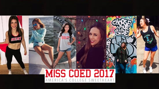 Meet The First Six Miss COED 2017 Contestants