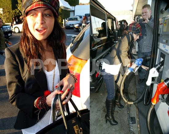 People of Los Angeles Beware, Nicole Richie is Back on the Road