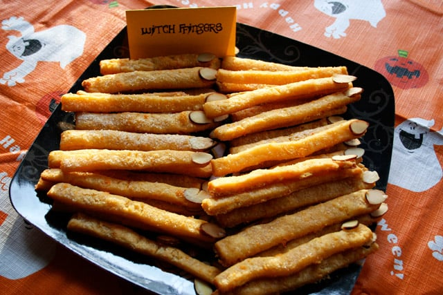 Witch Fingers For All