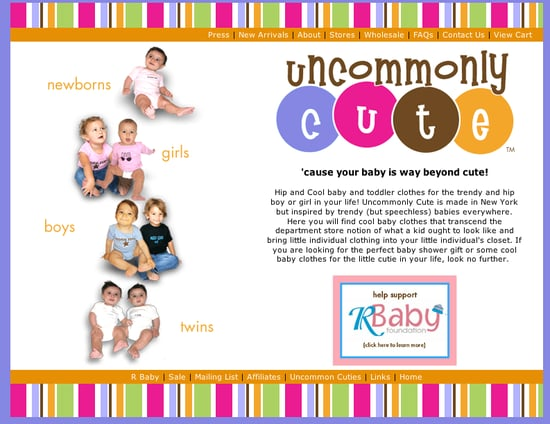 Fab Site: UncommonlyCute.com