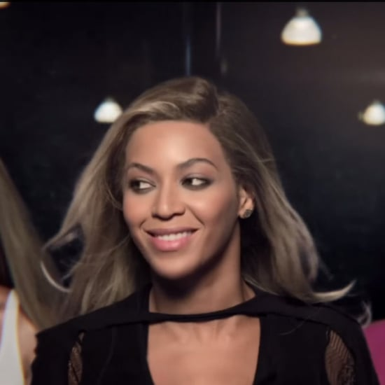 Beyonce Knowles Pepsi Mirrors Commercial
