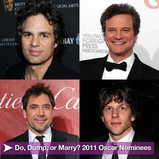 2011 Oscar Nominees Poll